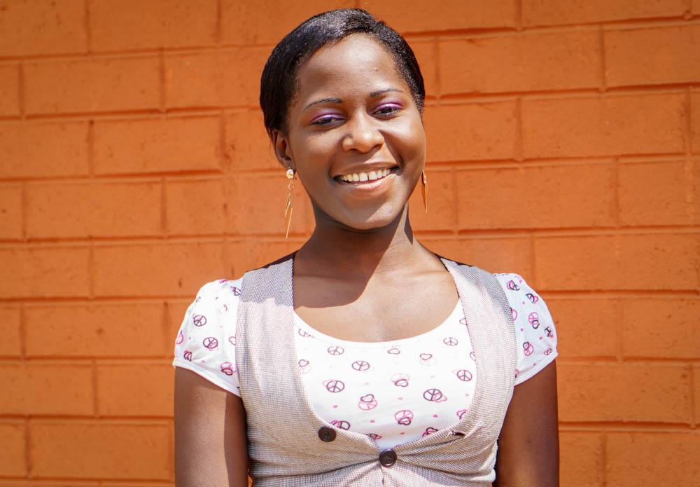 Cecilia Phiri - 20 years